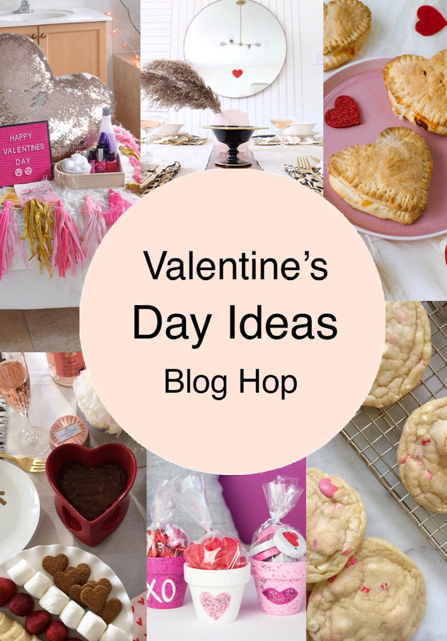My homemade pizza pockets are featured on this Canadian blog hop with a bunch of other great Valentine's Day ideas!