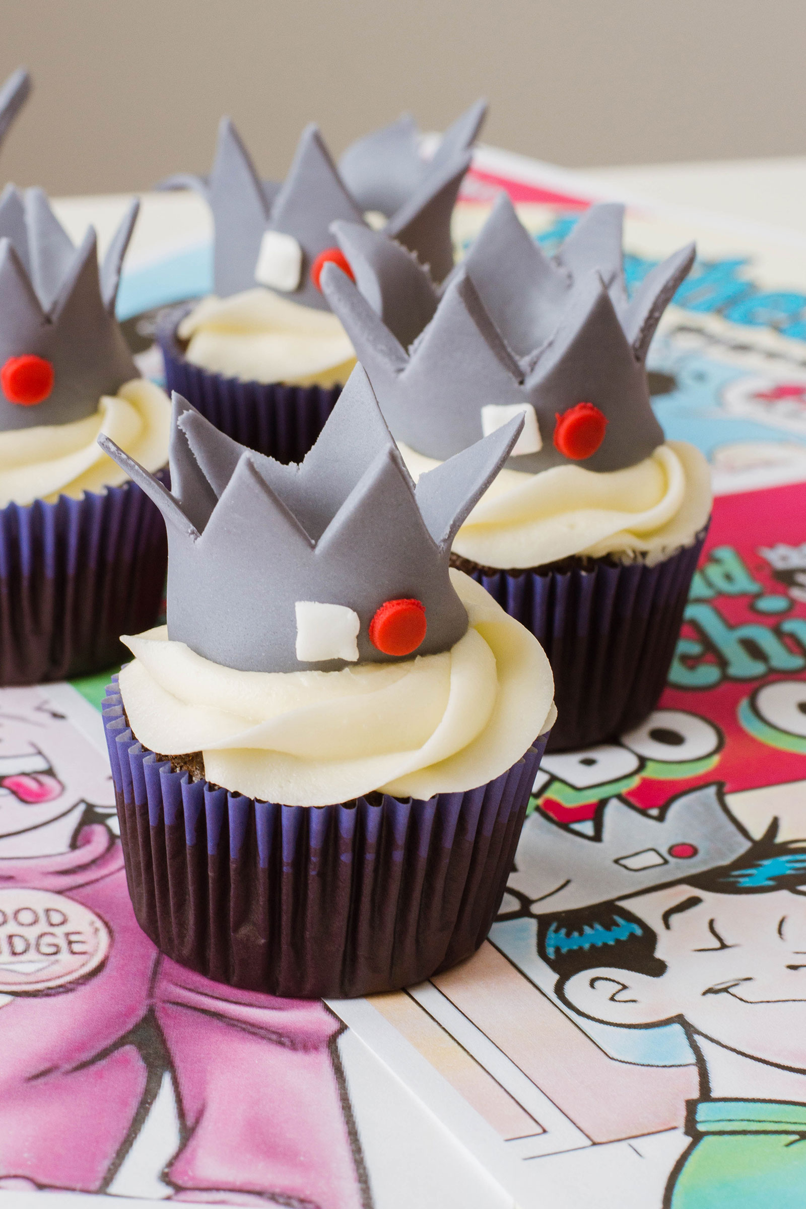 Riverdale-Inspired Recipe: Jughead Cupcakes