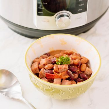 A tested and true recipe for Instant Pot Baked Beans.