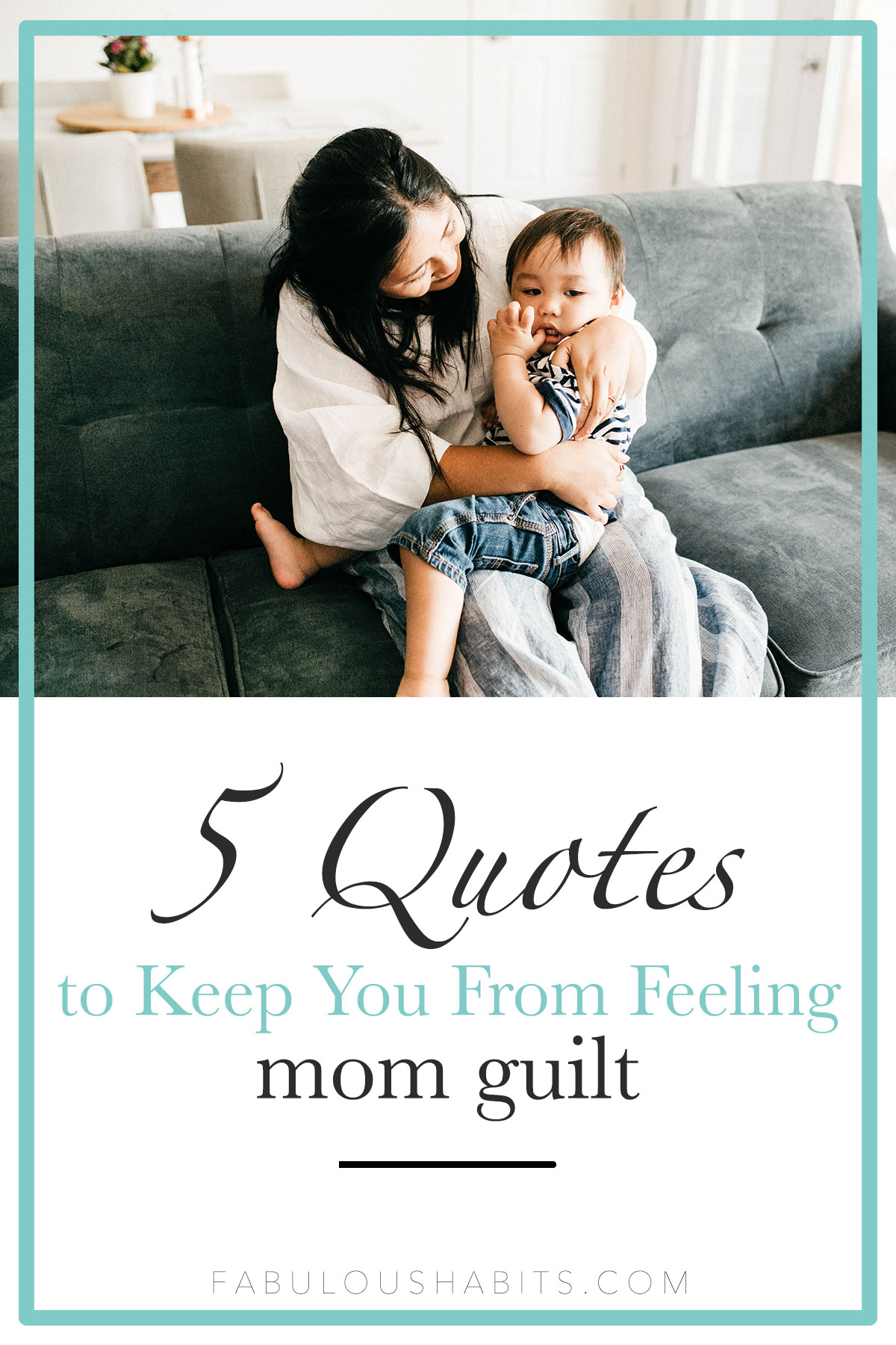When the feelings of mom guilt are overwhelming, here are a few quotes to remind you, mama, how special and amazing you are. Let's stand together!