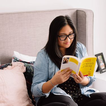 3 Ways to Approach Self-Care (And my Book Review for Fitness Junkie)