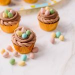 How to Dress Up Your Easter Dessert with Candy Eggs