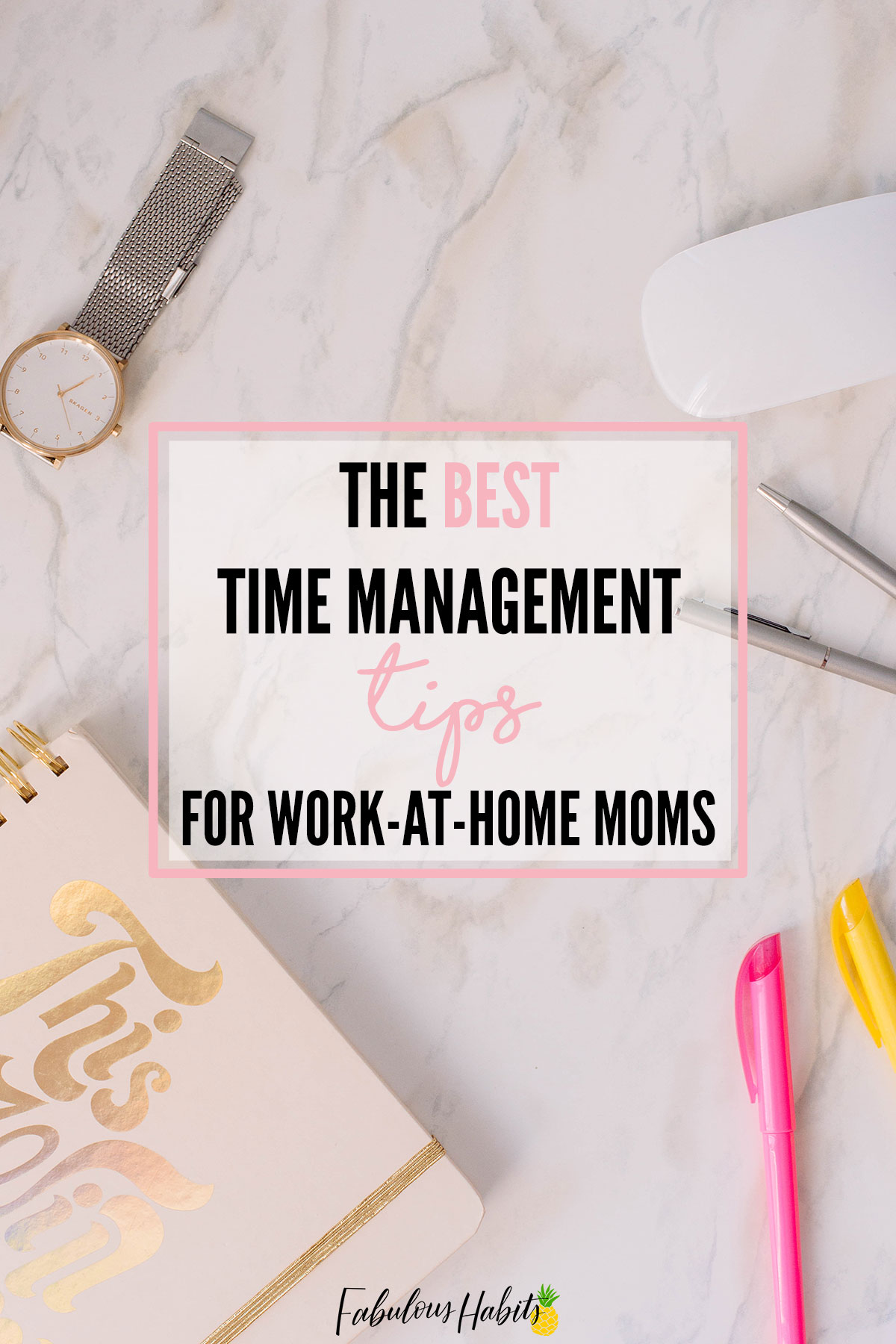 Giving out my time management tips after being a WAHM for a year and a half. Hopefully, they'll help you, too!