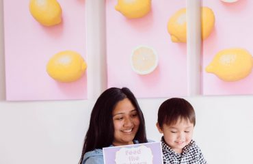 Toddler Activity: How to Encourage Counting with Unicorns