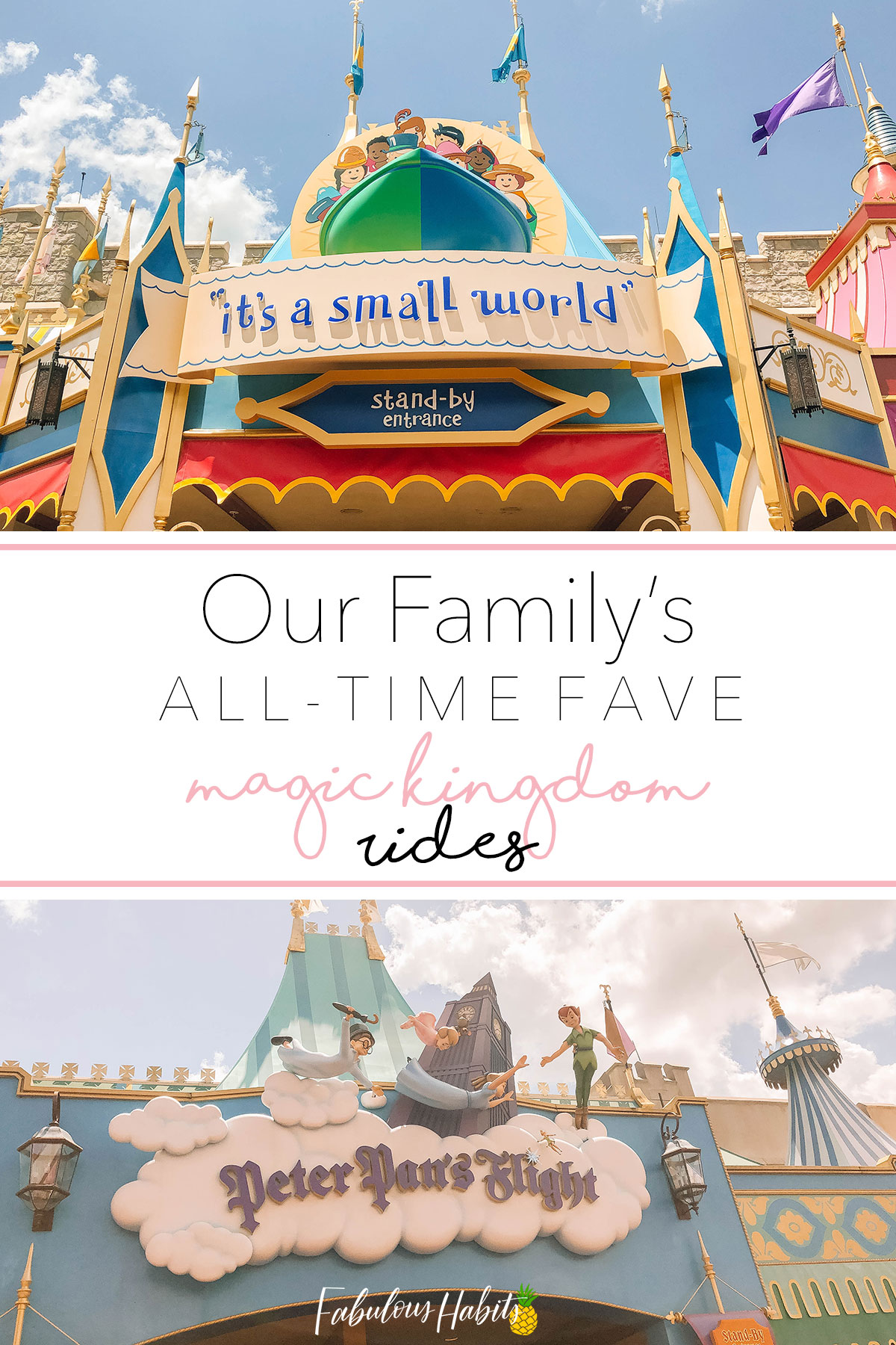 These rides at Magic Kingdom are totally perfect for your toddlers! Here's to a thrillin' good time at WDW for the entire family! #DisneyTips
