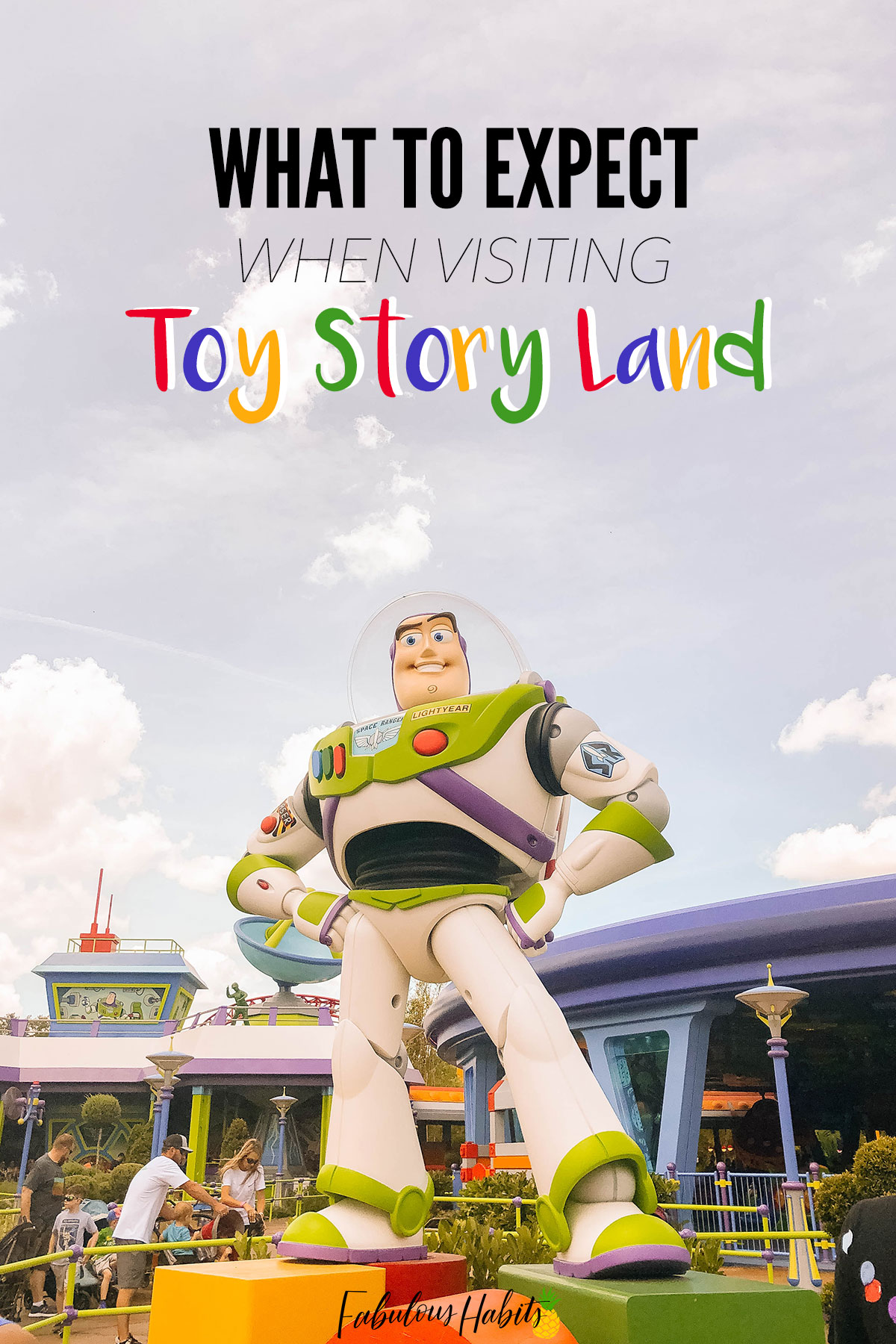 Here is our full-on Toy Story Land Review: what to expect, what to get Fastpasses for and so much more! #disneyvacation