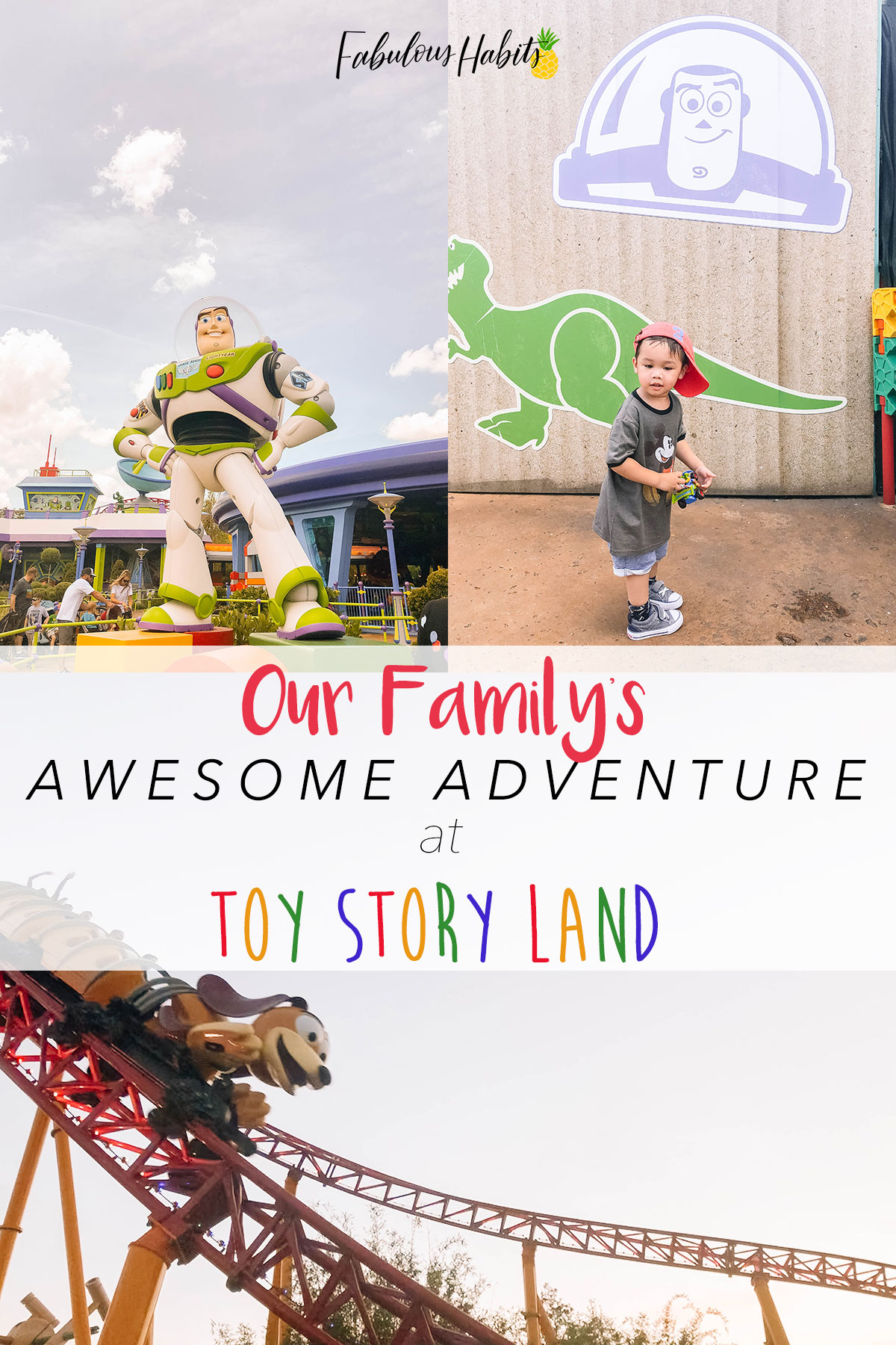 The ultimate Toy Story Land Review. We hope you have fun on your magical trip - here are some of our tips! #disneyvacation