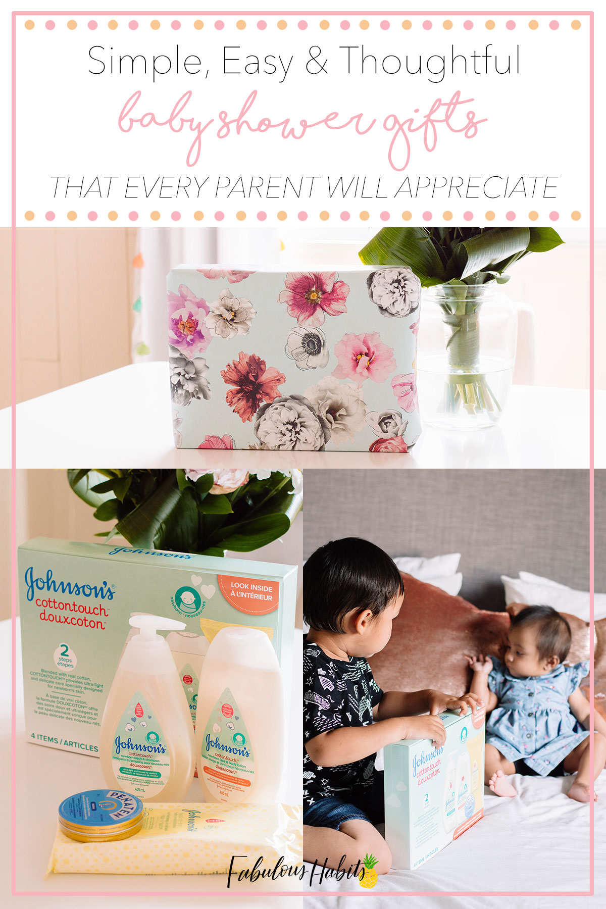 Baby showers are SO much fun to shop for and today, we're sharing our top baby shower gift ideas! Cheers to a wonderful celebration! #babyshowergiftideas