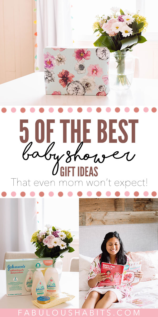 After attending so many (and having one of my own!), these are 5 of the best baby shower gift ideas - they're so unique and thoughtful that any parent would appreciate these gifts! #babyshowergifts