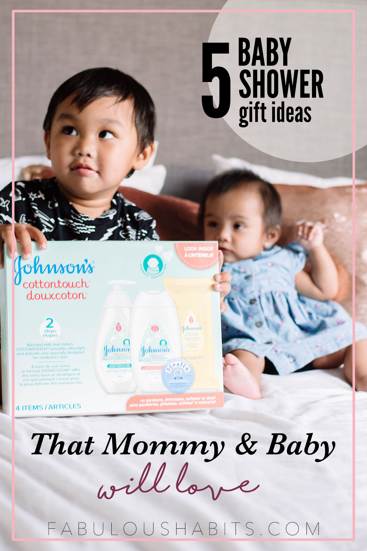 Attending a baby shower soon? Here are some unique baby shower gift ideas that any mommy & baby would appreciate! #babyshowergifts
