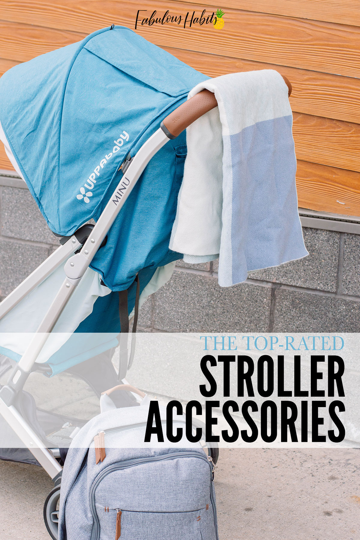 Here are the top-rated stroller accessories to elevate your adventures with your little ones! #strolleraccessories