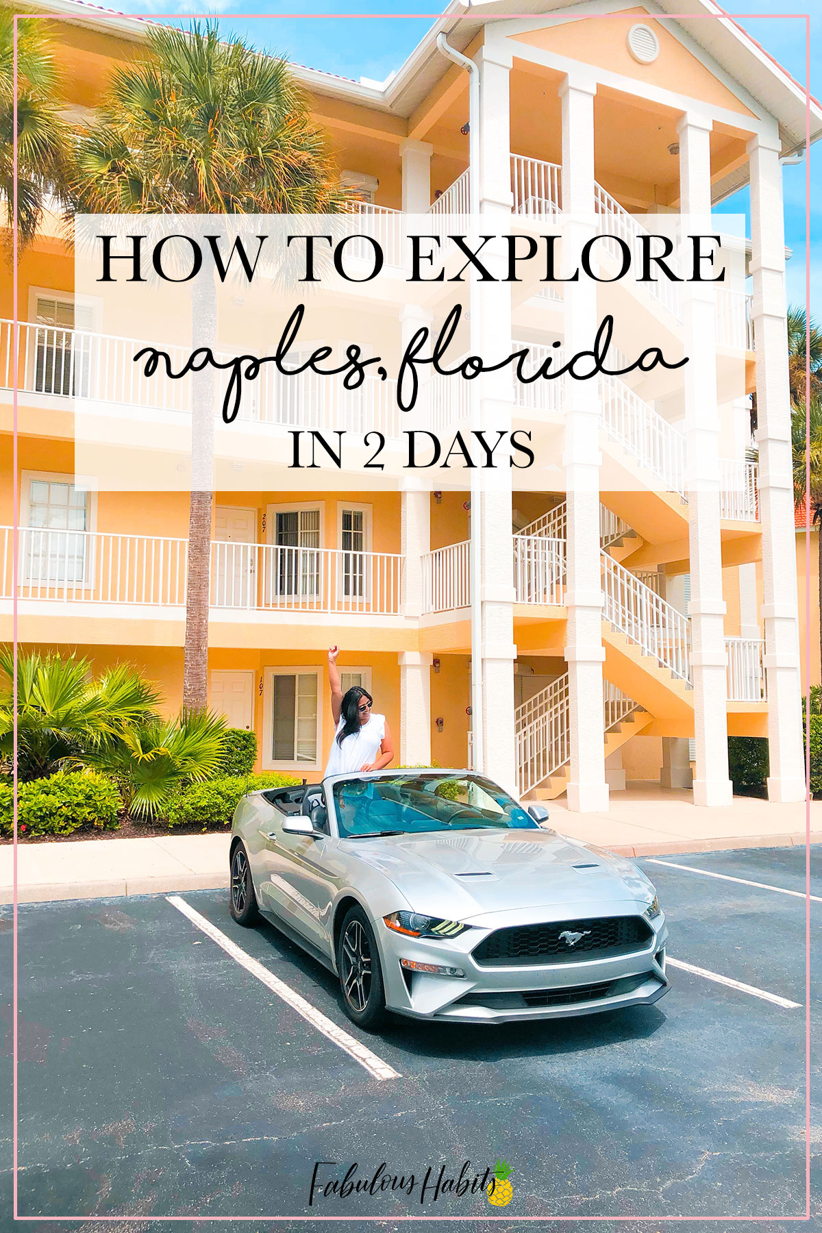 Planning a family trip to Naples, Florida? Well, I've got you covered! Here's my ultimate guide to exploring the beautiful city - also known as Florida's Paradise Coast! #naplesflorida