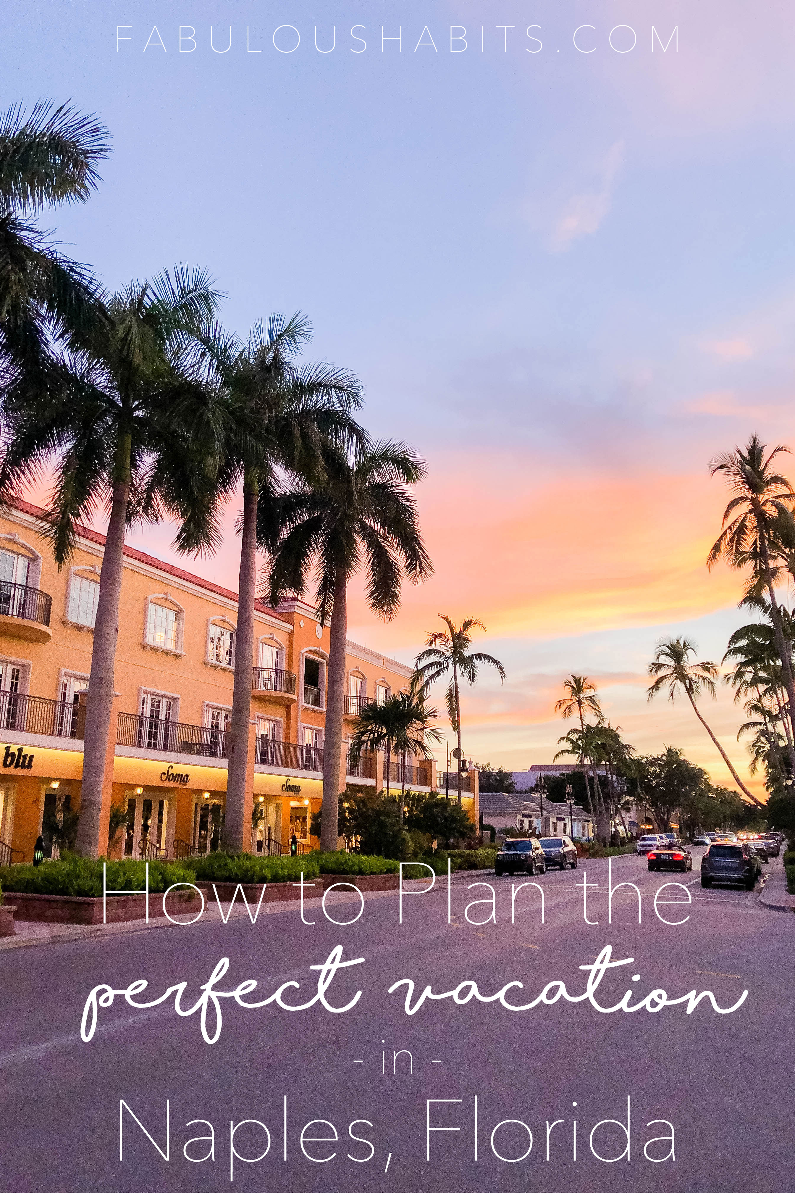 Longing for that perfect vacation? Naples, Florida should be your next stop! They call it Paradise Coast for a reason! #naplesflorida