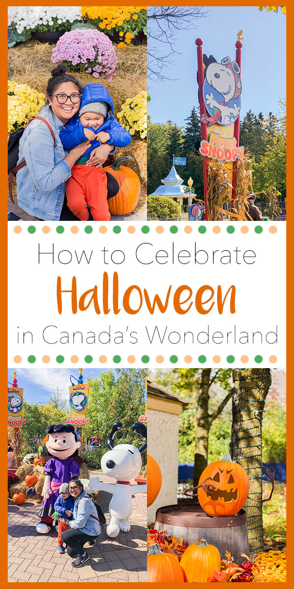 Looking for a fun fall-time activity? Travelling to Toronto, Ontario? At Canada's Wonderland, they've got a great theme during the months of September and October: Camp Spooky. It offers kids a not-so-scary Halloween celebration so it's perfect for the entire family! Here's our honest Camp Spooky review. #canadaswonderland