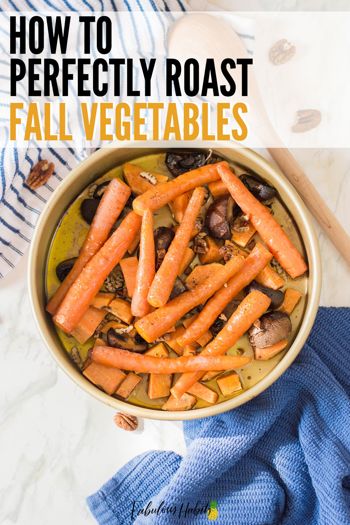 It's fall so that means delicious vegetables are in season. Here's a quick and easy recipe on how to roast your very own fall vegetables #raostedfallvegetables