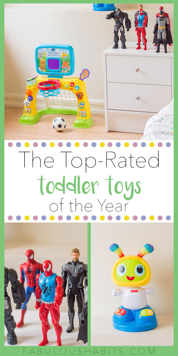 Looking for some brilliant toddler gift ideas? This list provides you with what we think are the best toddler toys out there! Come on, it's time to get playing. #besttoddlertoys