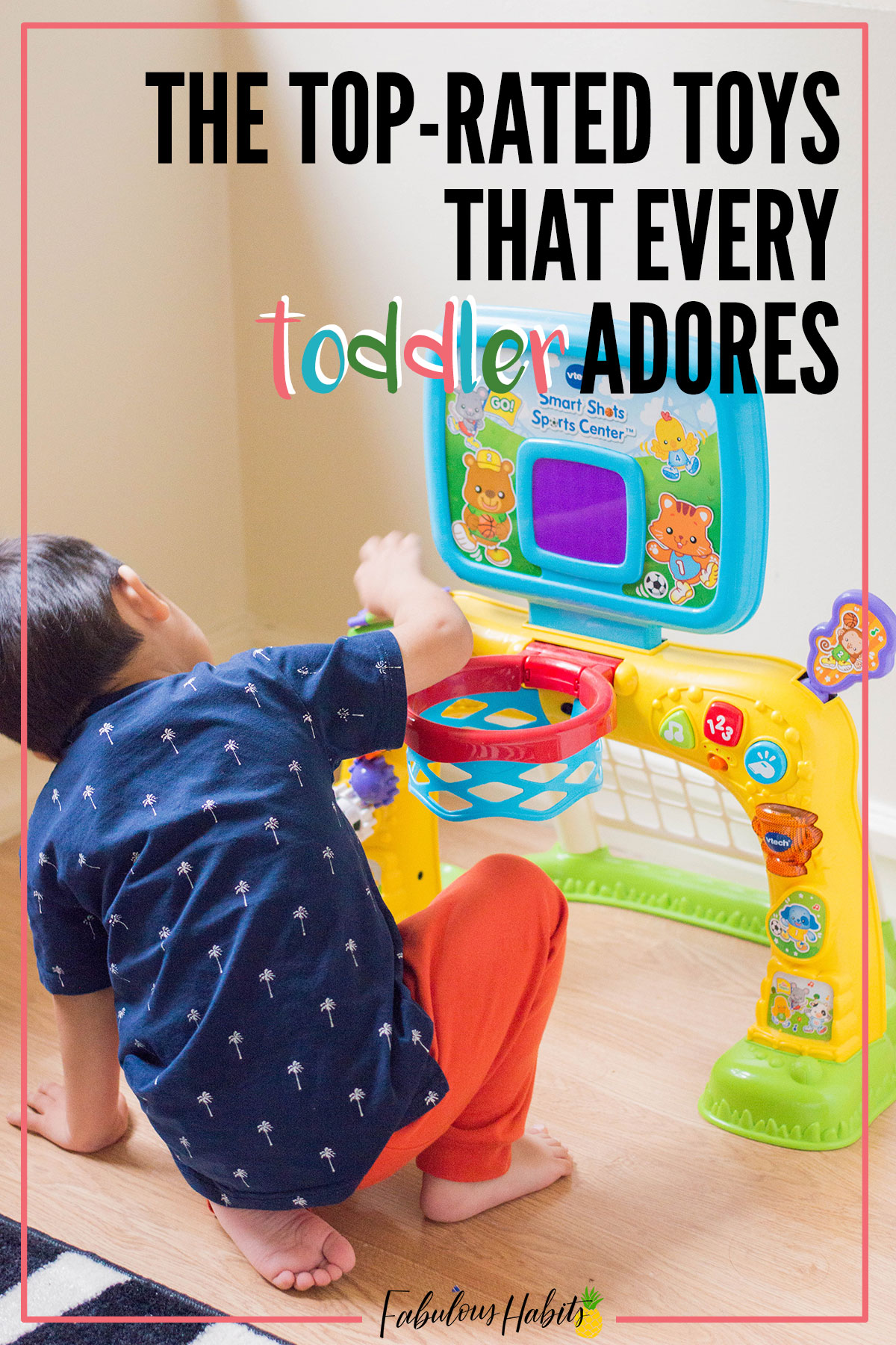 Here are the best toddler toys out there! It's the perfect list for some gift ideas. #besttoddlergifts #besttoddlertoys