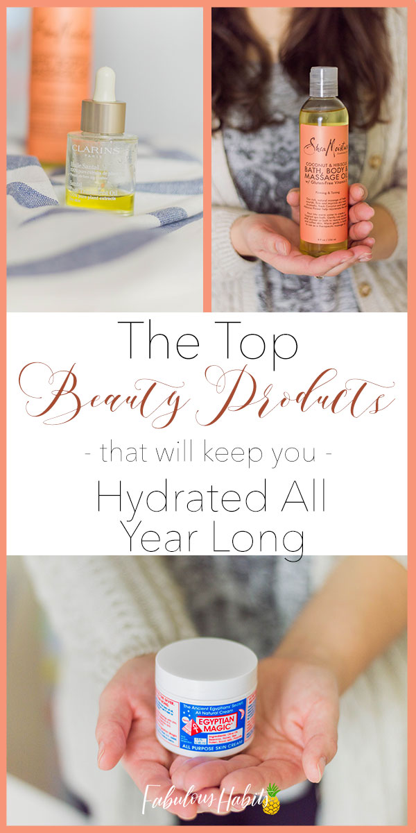 Staying hydrated goes beyond water intake. While drinking your h20 is vital, you also have to think of other beauty aspects like masks, moisturizers, etc. Here are surefire tips on how to stay hydrated all year long.