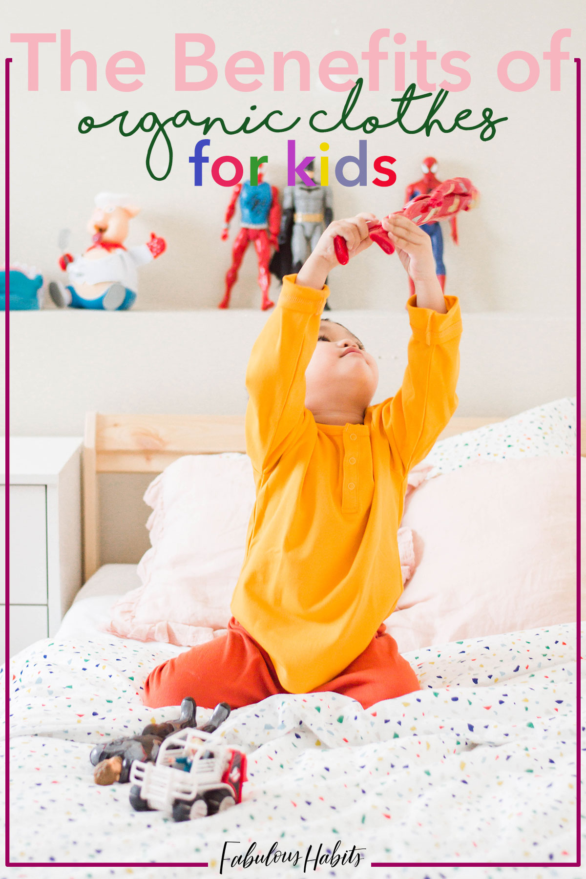 Here's our guide to organic baby clothes and how your family can reap in the full benefits of organic cotton. #organicbabyclothes