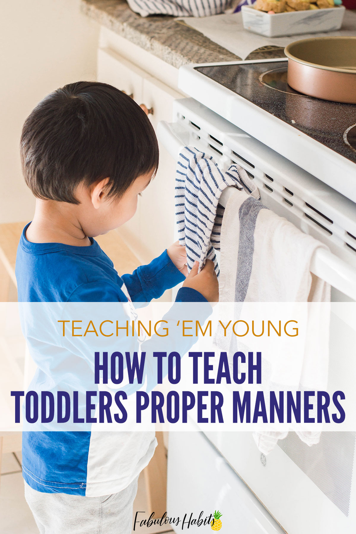 So, how DO you teach toddlers their p's and q's? Start early! Toddler manners are easy to implement - check out our best tips and tricks! #parentingtips