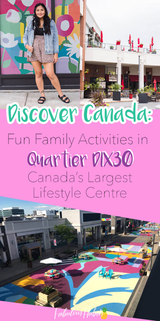 "Quartier DIX30 is Canada's largest lifestyle centre - and this is how you can have fun with all they have to offer, even during the world's ""new normal."""