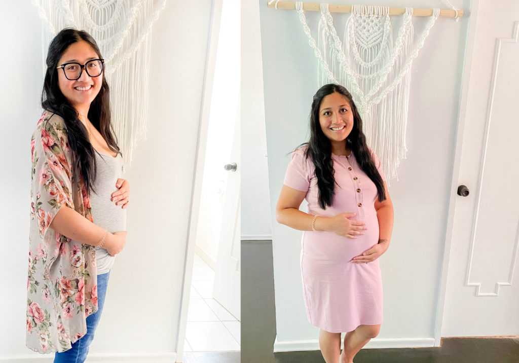 "Here are the biggest differences between my first and second pregnancy. They always say, ""Every pregnancy is different!"" and boy, they were NOT joking."